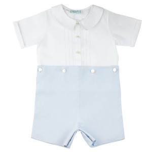 Button Front Bobby Suit