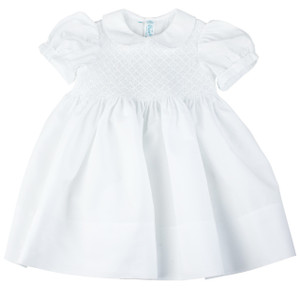 Diamond Smocked Dress