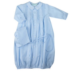 Boys Dot Take Me Home Gown and Hat