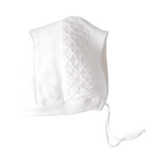 Boys Special Occasion Knit Bonnet