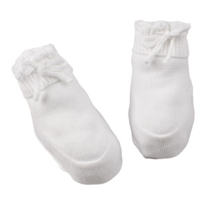 Boys Special Occasion Knit Booties