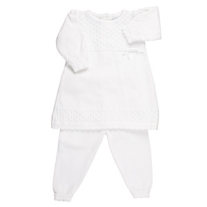 Girls Special Occasion Knit 2-Piece