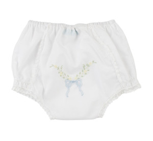Leaf Bow Collection Diaper Cover