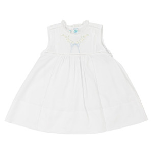 Leaf Bow Collection Sleeveless Dress