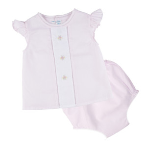 Bouquet Collection Fly Sleeve Diaper Set