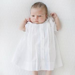 Boys Leaf Daygown