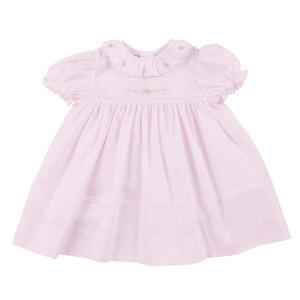 Scallop Rose Dress