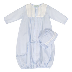 Boys Pleated Yoke Take Me Home Gown