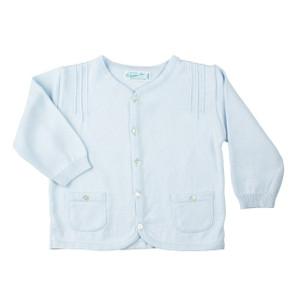 Button Pocket Knit Cardigan