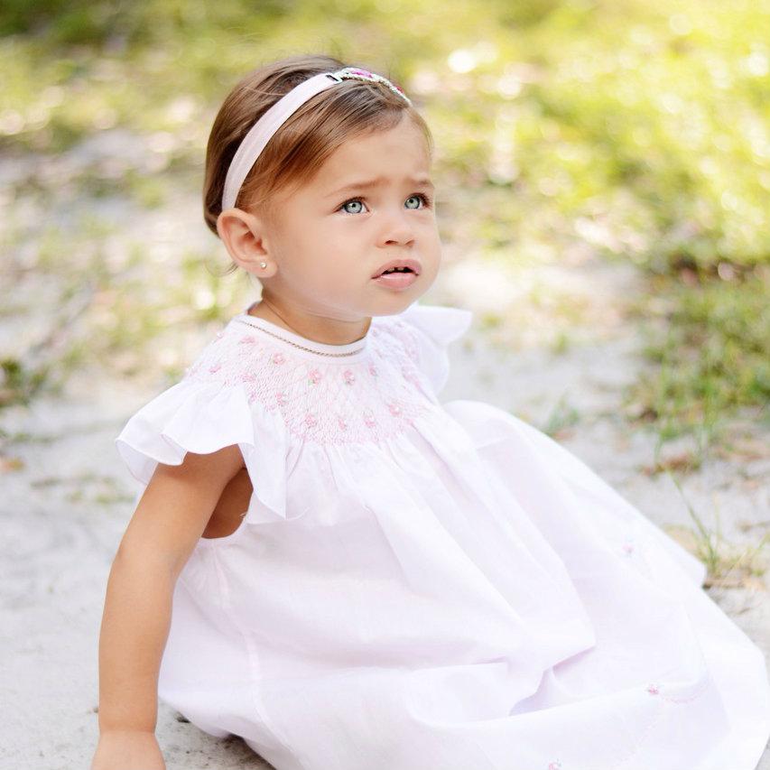 Image result for PEARL FLOWER BISHOP DRESS