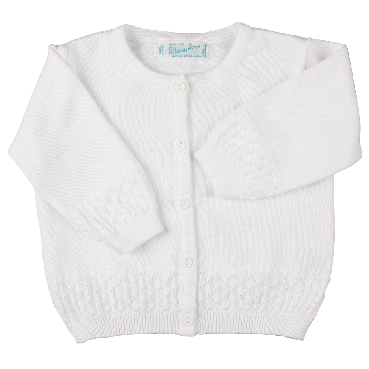 Boys Special Occasion Knit Cardigan   Feltman Brothers