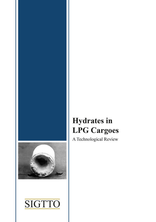 Hydrates in LPG Cargoes - A Technological Review