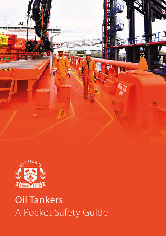 Oil Tankers.  A Pocket Safety Guide - 2018 Edition
