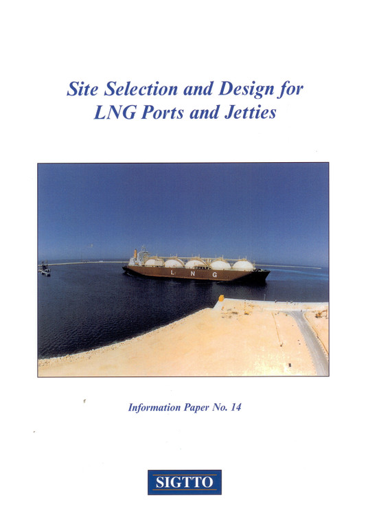 Site Selection and Design for LNG Ports and Jetties (IP no. 14)