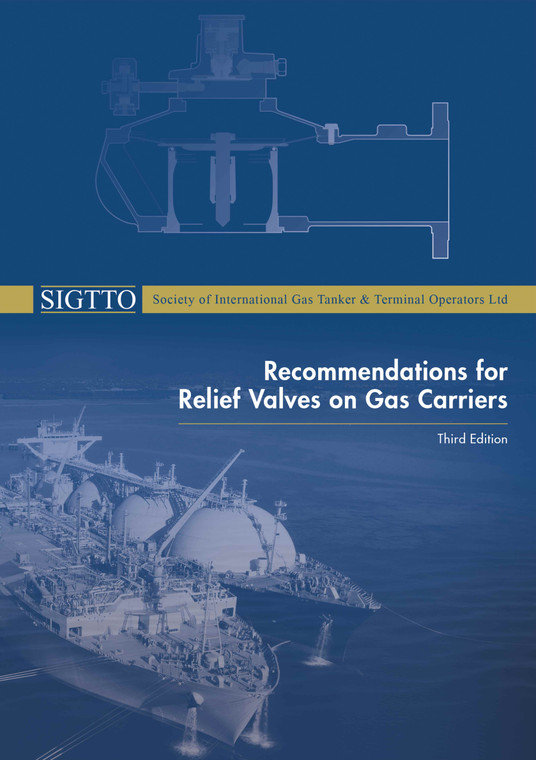 Recommendations for Relief Valves on Gas Carriers  - 3rd Edition