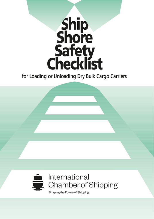 Ship/Shore Safety Checklist for Loading or Unloading Dry Bulk Cargo Carriers