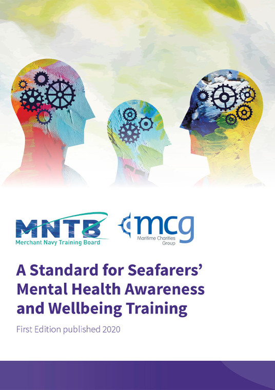 A Standard for Seafarers' Mental Health Awareness and Wellbeing Training