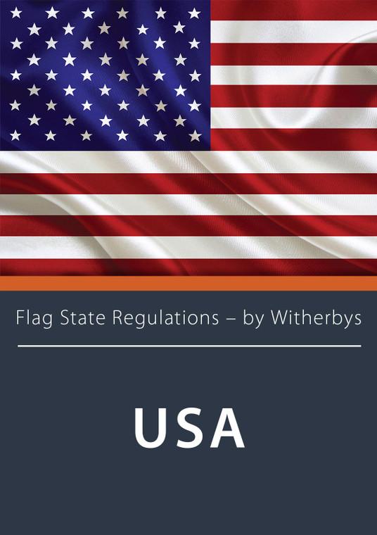 US Code of Federal Regulations (CFRs) 2021
