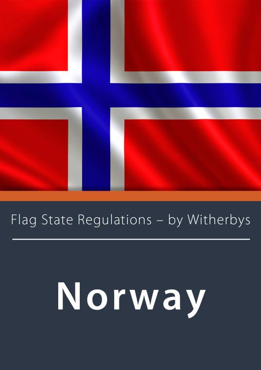 Norway 2021 - Flag State Regs