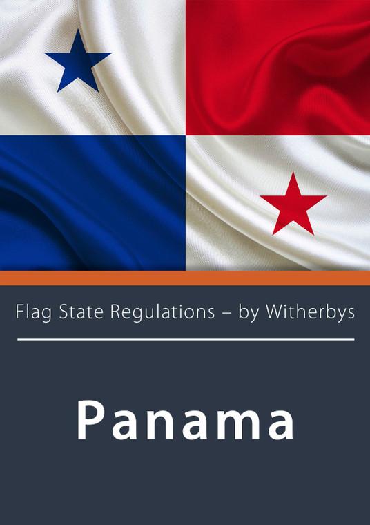 Panama, 2021 - Flag State Regs
