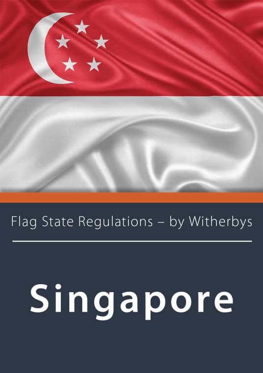 Singapore, 2021 - Flag State Regs