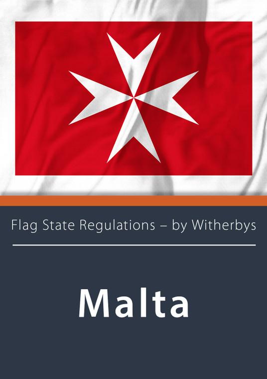 Malta, 2021 - Flag State Regs