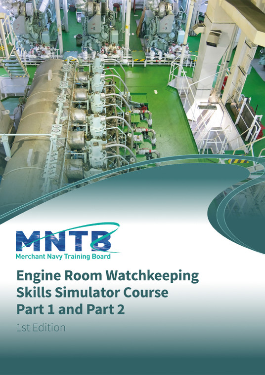Engine Room Watchkeeping Skills Simulator Course - Part 1 and Part 2