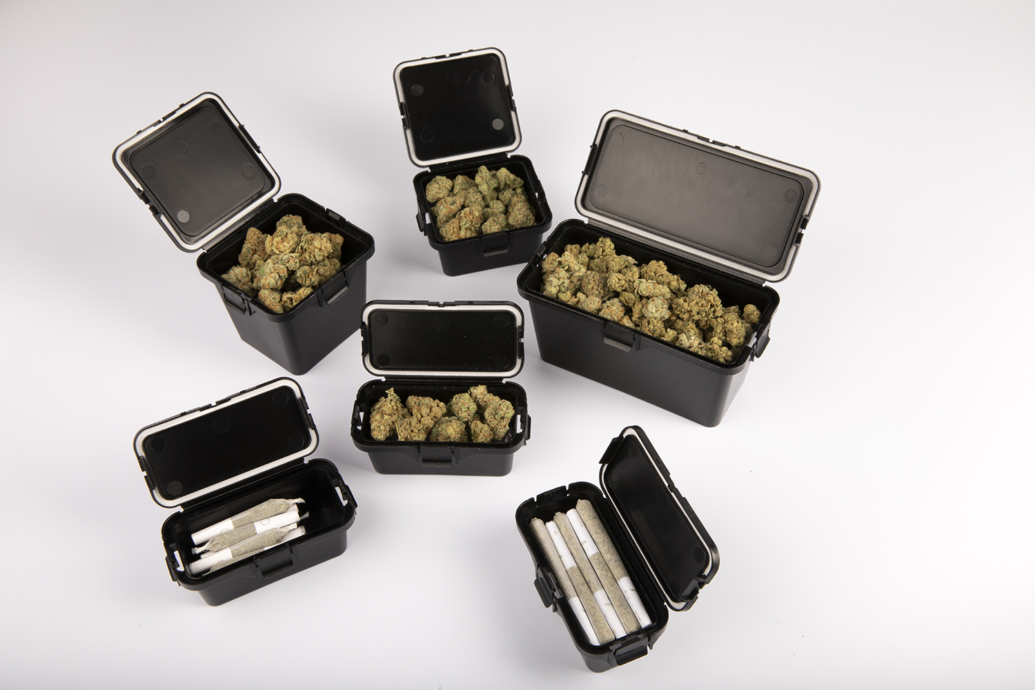 Reuse your STO Responsible cannabis packaging to store anything you like