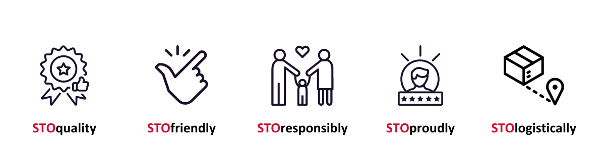 STO-Responsible provides customizable Certified child-resistant cannabis packaging