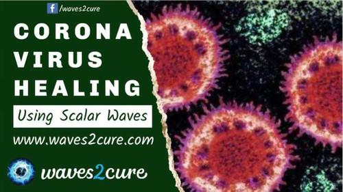 Bioresonance coronavirus(covid-19) healing therapy