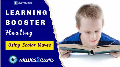 Boost Your Learning Using Scalar Waves