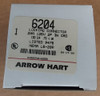 Arrow Hart 6204 20 Amp 125V 2 Pole 3 Wire Locking Connector, Lot of 3 - New