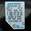 Marathon R6F60A3B 3 Phase Class H Fuse Block 60A 600V Distribution - Used
