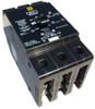 Square D EJB34015 3 Pole 15 Amp 480VAC 65KAIC Circuit Breaker - Used