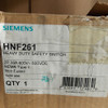 Siemens HNF261 Heavy Duty Non-Fusible Safety Switch 30A 600V 2P N1 - New