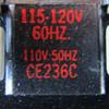 Allen-Bradley 520VF-EOD Size 4 Magnetic Starter 3PH 135A 120V Coil - Used