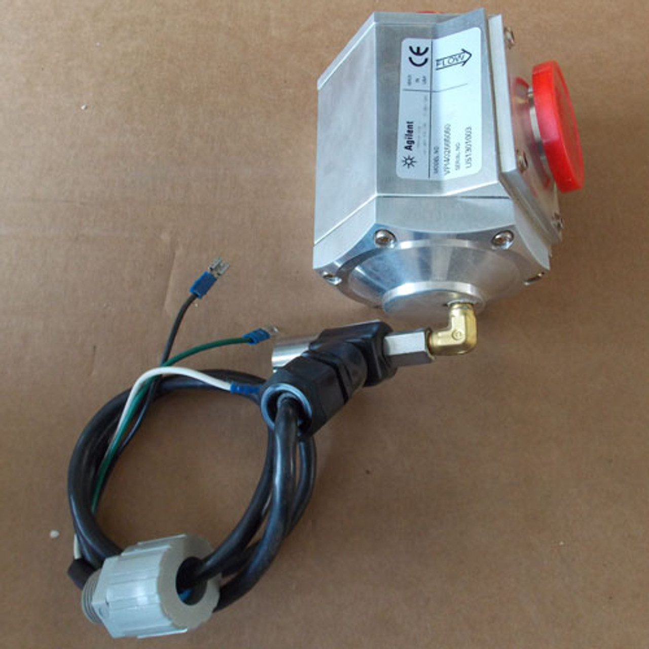 Agilent VPI402665060 Vacuum Pump Isolation Valve 240/266V - New
