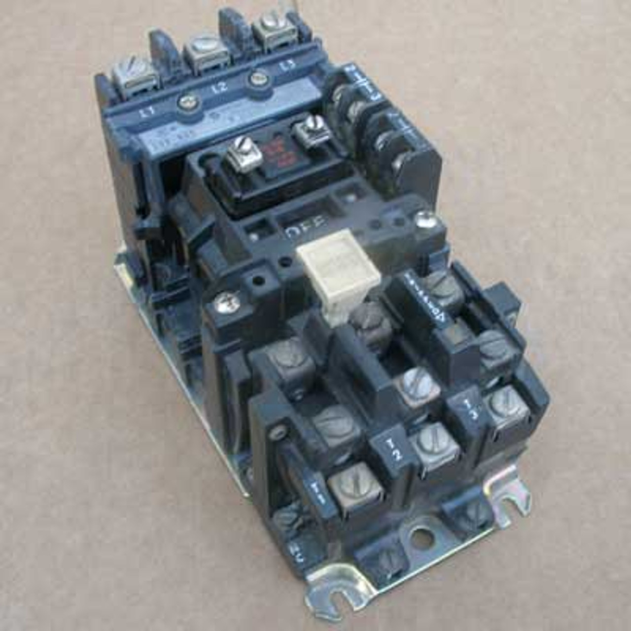 Allen-Bradley 509-BOD Size 1 Magnetic Starter 3 Pole 120V Coil - Used