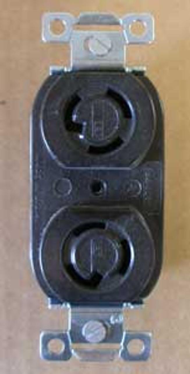 Bryant 4700 2 Pole 15 Amp 125 Volt Duplex Receptacle - New