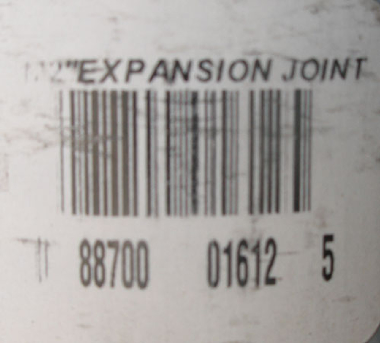 """Cantex 5144035 1 1/2"""" Two Piece Expansion Coupling PVC - New"""