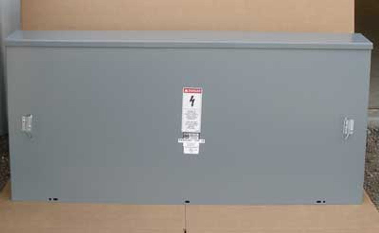 Circle A W R1048HCC 400 Amp 600V 3 PH Bussed Gutter - New