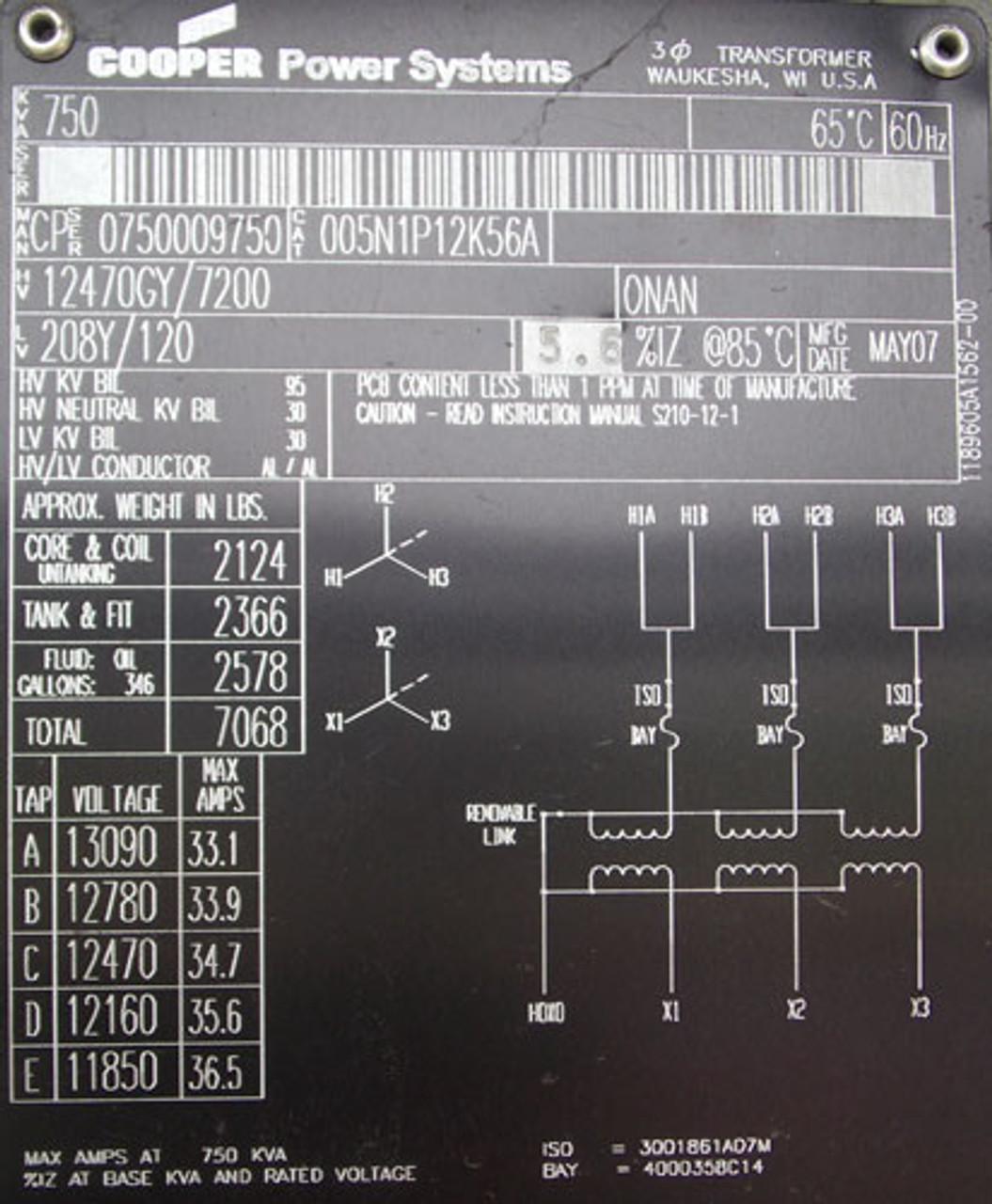 Onan Transformer Wiring Diagram