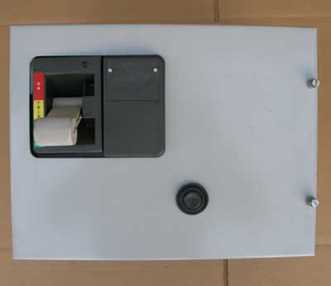 Cutler Hammer 2100 Size 1 MCC Starter Bucket w/ 3 Amp Circuit Breaker - Used