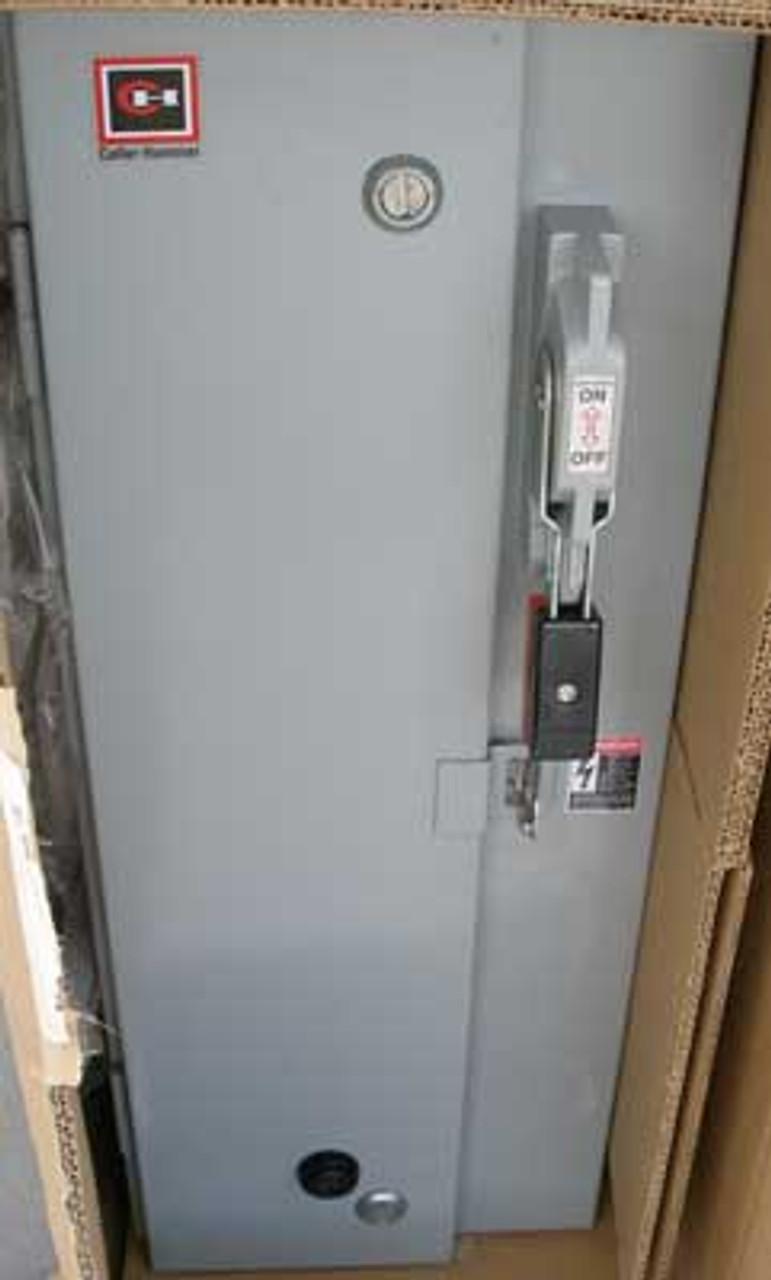 Cutler Hammer ECN1601EAB Size 0 Combo Starter w/ Switch 30A Nema 1 - New
