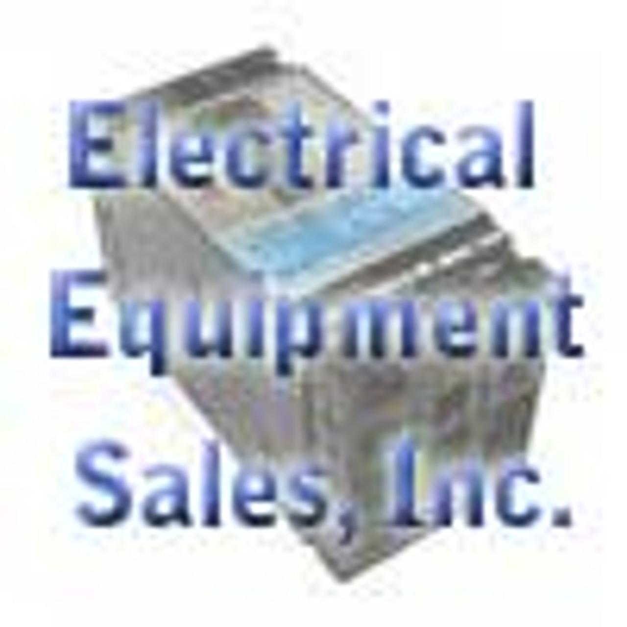 EGS E320JM - 0.32 KVA 380/440/550/600 To 115/230V 1PH Transformer - New