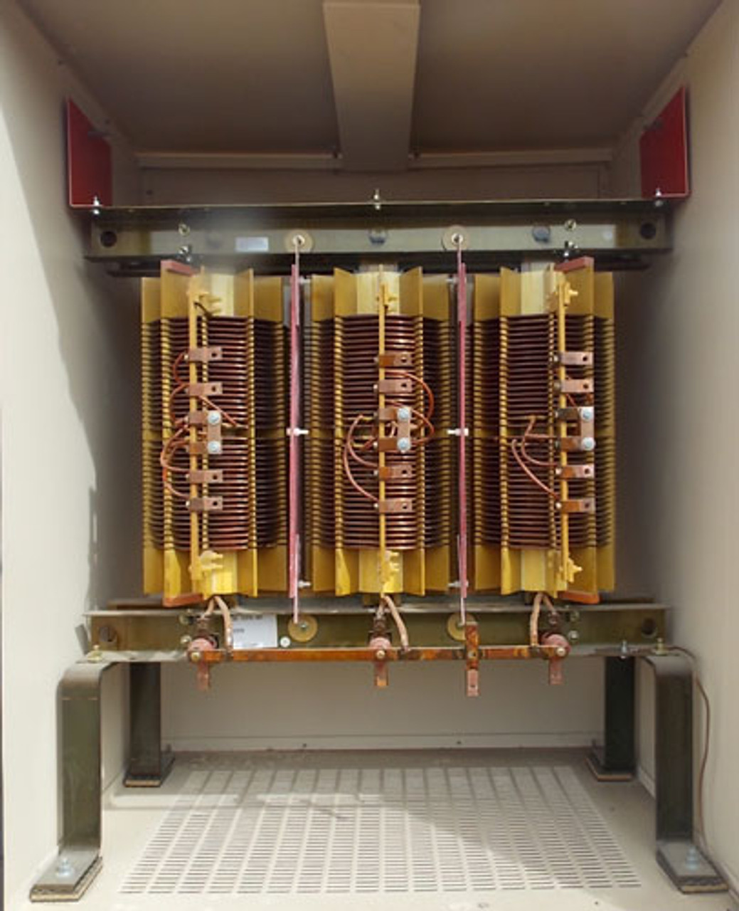 Federal Pacific 57278 30KVA 13800 to 480Y/277V 3Ph Transformer N3R - Used