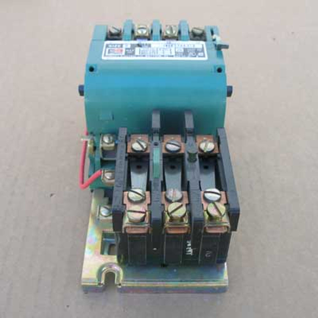 Furnas 14CF32AA81A Size 0 3PH Magnetic Starter 20A 600V - Used