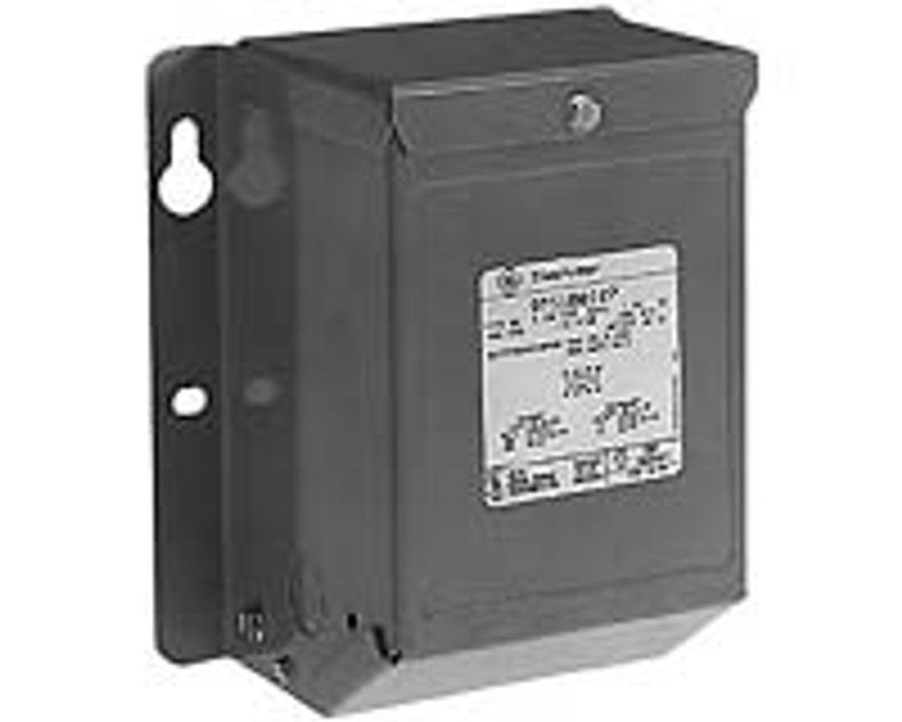 GE 9T51B0168 - 0.5 KVA 380/400/416 to 120/240 Volt, 1Ph 50 HZ Transformer - New