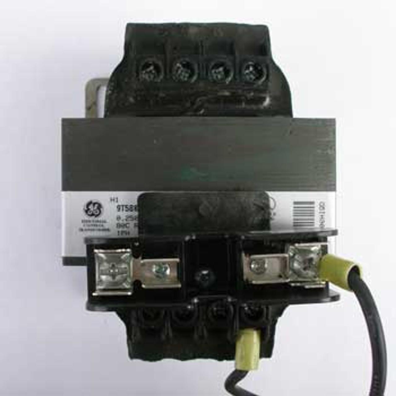 GE 9T58K0047G42 - 0.25 KVA 230x460 TO 115 Volts 1 PH Transformer - New