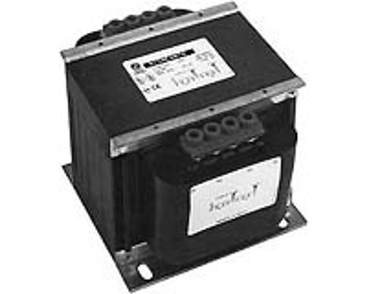 GE 9T58K4132 - 0.1 KVA 240x480 TO 12x24 VOLTS 1PH TRANSFORMER - Newe